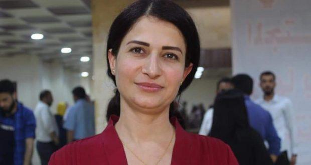 Bildresultat för بعد استلام جثتها.. والدة السياسة الكردية هفرين خلف تتحدث عن تفاصيل مؤلمة